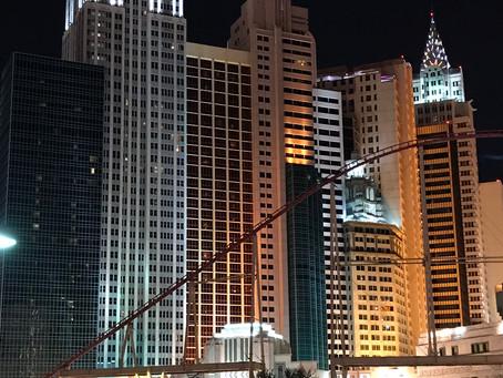 DE MALA E CUIA - Outlet Premium South + Cassino New York New York + Cirque du Soleil Zumanity - Las