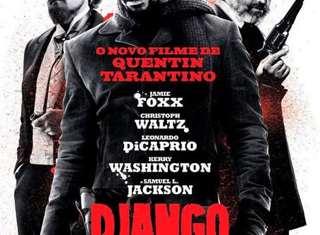 """MOMENTO PIPOCA NO SOFÁ - resenha do filme """"Django Livre"""""""
