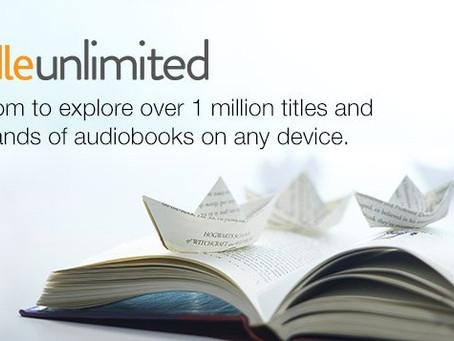 ANOTA AÍ! - 5 livros famosos que estão no Kindle Unlimited