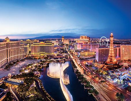 De mala e cuia - Como preparei minha viagem - Las Vegas (EUA)