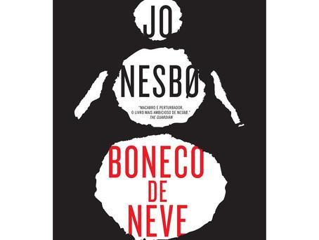 "Resenha de ""Boneco de Neve"", de Jo Nesbø"