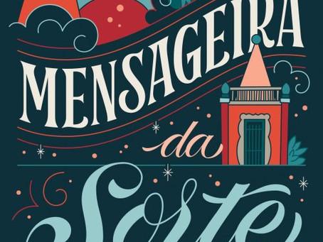 """RESENHA de """"A Mensageira da Sorte"""", de Fernanda Nia - #BUDDYREADDLX"""