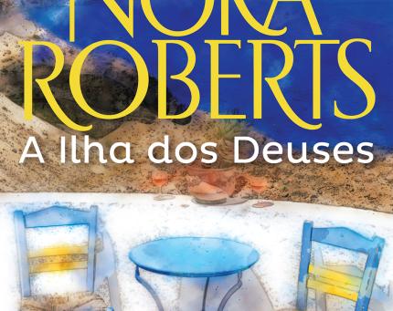 """RESENHA de """"A Ilha dos Deuses"""", de Nora Roberts"""