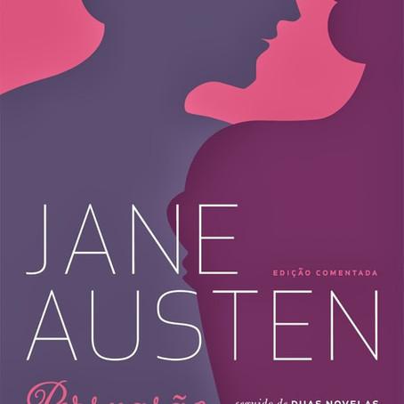 """RESENHA de """"Persuasão"""", de Jane Austen - #12MESES12CLASSICOS"""
