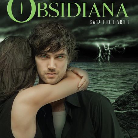 """RESENHA de """"Obsidiana"""" (Série Saga Lux - vol. 01), de Jennifer L. Armentrout"""