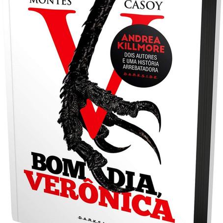"""RESENHA de """"Bom dia, Verônica"""", de Raphael Montes e Ilana Casoy"""
