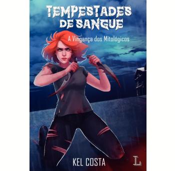 """RESENHA de """"Tempestades de Sangue"""" (Série Fortaleza Negra - vol. 02), de Kel Costa"""
