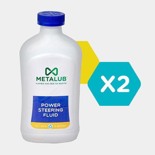 Metalub MP PowerSteeringFluid Packs 2