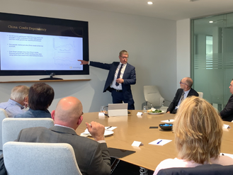 Respect for the unknown unknowns – a report from our boardroom lunch client briefing