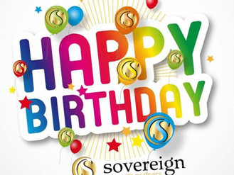Sovereign turns 6!