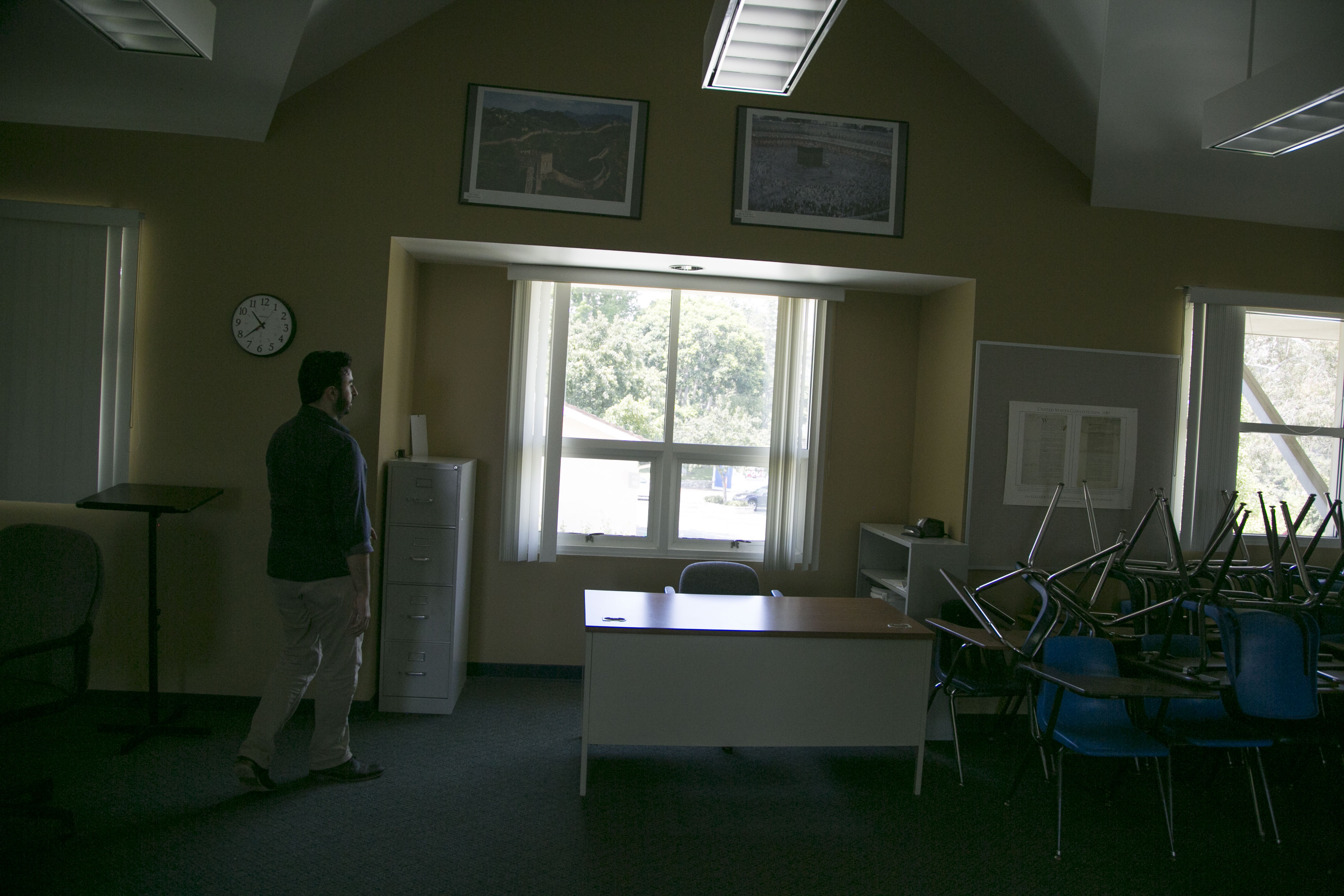 Counselor's Office BEFORE