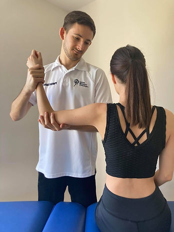 Peterborough physiotherapy treatment