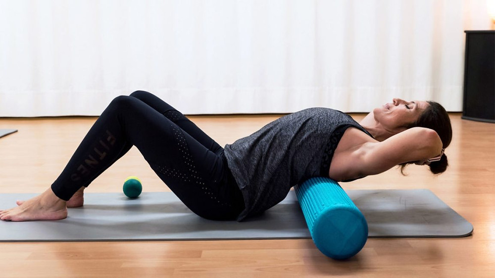 Foam Roller Physiotherapy