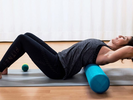 Foam Rolling – Top 5 Questions and Myths