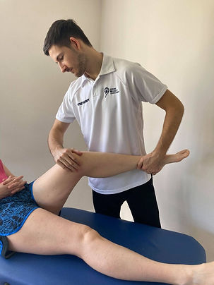Peterborough physiotherapist treatment