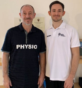 Physiotherapist clinicians