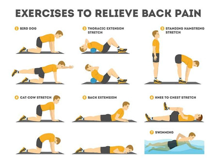 How to Reduce Back Pain at Home