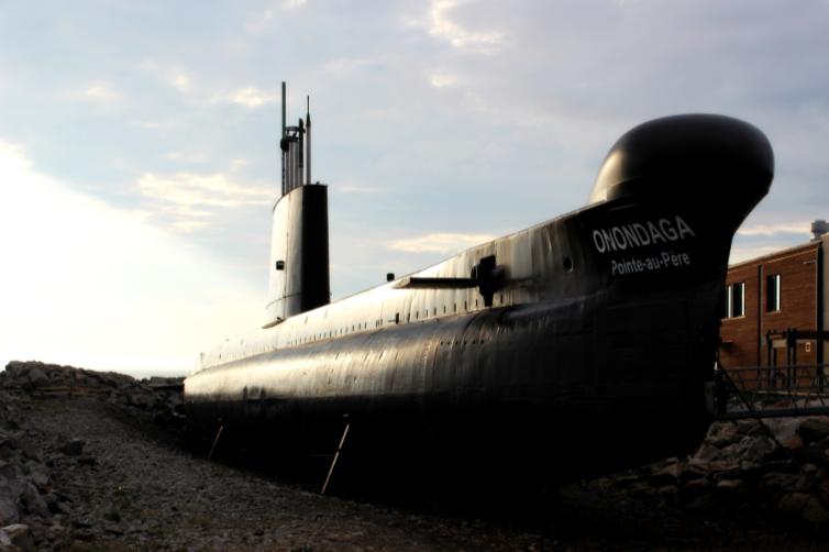 Sous-marin Onondaga
