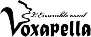 L'ensemble vocal Voxapella
