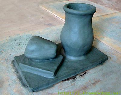 Cambrian blue clay Craft1.jpg