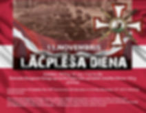 2019 Website Announcement - Lacplesis.jp