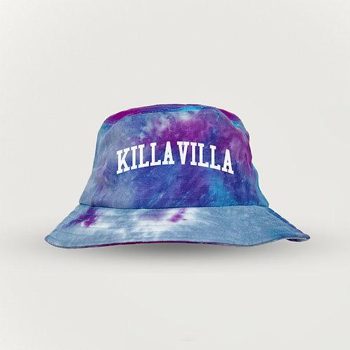 Killa Villa Tye-Die Bucket Hat