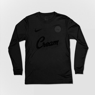 Killa Villa x Wu-Tang Triple Black Long Sleeve Jersey
