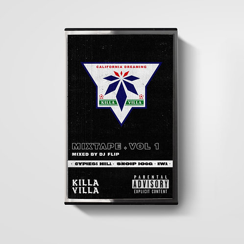 The Mixtape Vol.1 - Mixed by DJ Flip