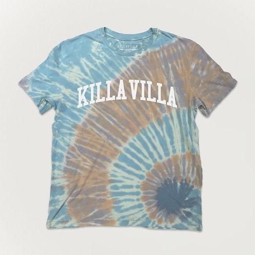 Killa Villa 'Tye Dye' Logo Tee