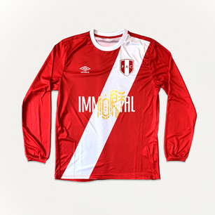 Killa Villa x Immortal Technique Long Sleeve Jersey