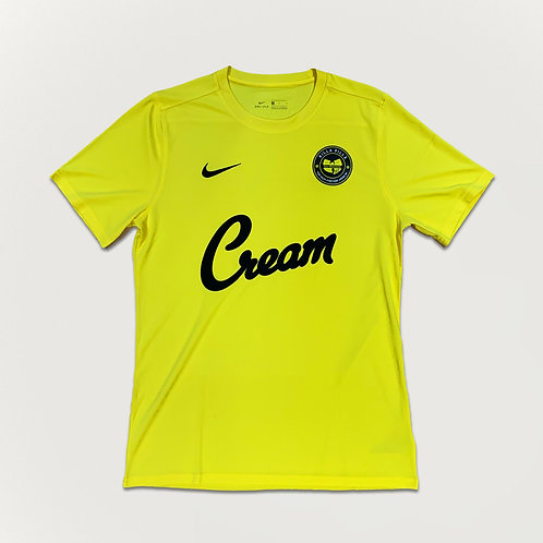 Killa Villa C.R.E.A.M Yellow SS Shirt