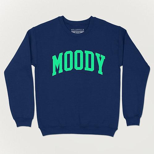 Julio Navy Sweater