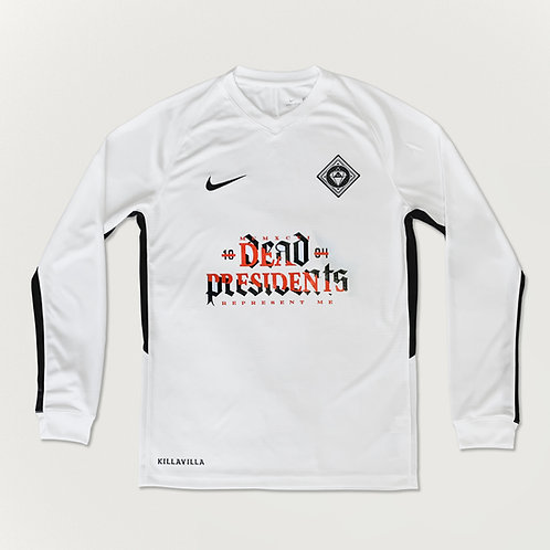 Killa Villa x Jay-Z 'Dead Presidents 96' Away LS Shirt
