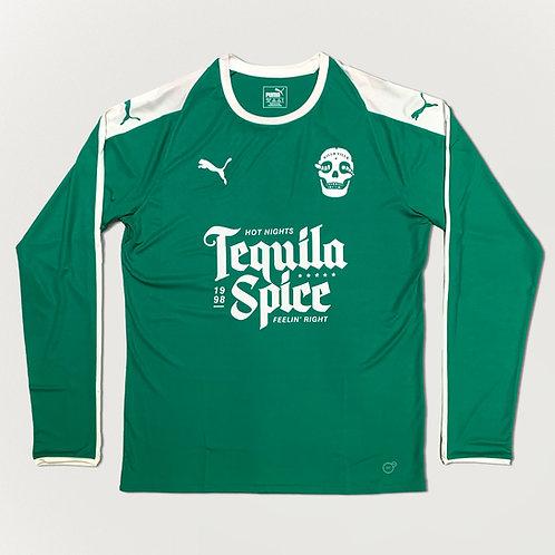 Killa Villa 'Tequila Spice' Green LS Shirt