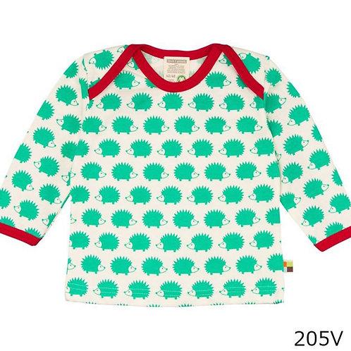 【loud + proud/ドイツ】長袖Tシャツ Verde 74/80