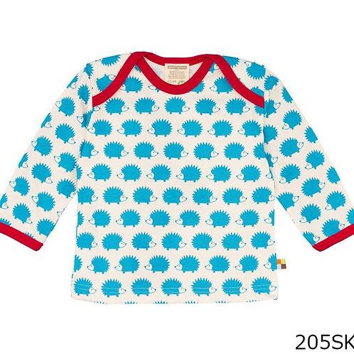 【loud + proud/ドイツ】長袖Tシャツ Sky 74/80
