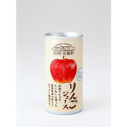 信州安曇野りんごジュース 190g(1本)