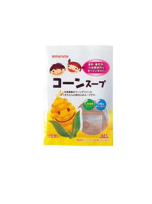 (1歳半頃~)MS 北海道産コーン コーンスープ 4食入