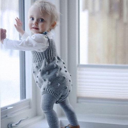 ベビーロンパース 赤ちゃんカバーオール