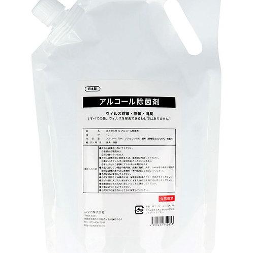 アルコール除菌剤 詰替用 1L