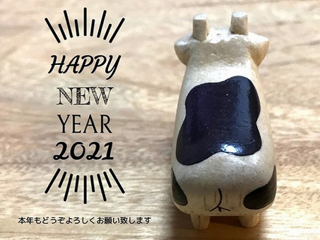 新年のご挨拶⛩✨