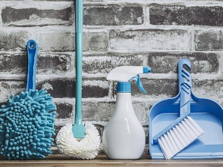 お掃除記録🧹 2020/12/26 洗剤やお掃除道具など何を使用すればいいかお困りの方は、是非ご相談ください✨