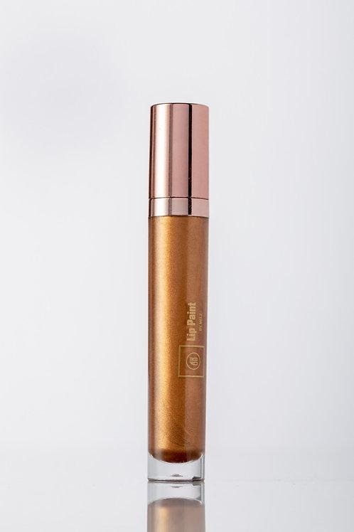 Golden Lipgloss