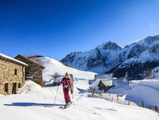 Cet hiver, j'ose le ski de rando! …sur le plateau d'Emparis