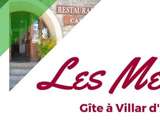 Gîte les Mélèzes à Villar d'Arène