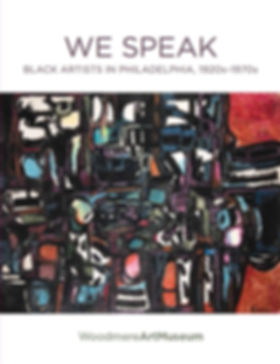 We Speak, Woodmere Art Museum