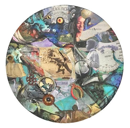 "Richard J. Watson, ""In the Nick of Time,"" 2012"