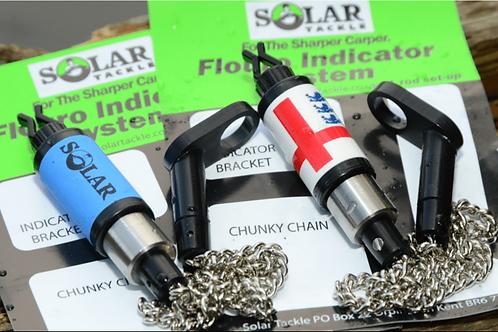 SOLAR FLOURO INDICATOR SYSTEM