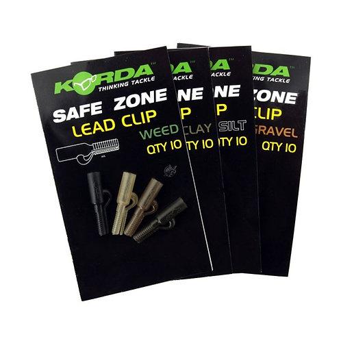 Korda - Safe Zone Lead Clip