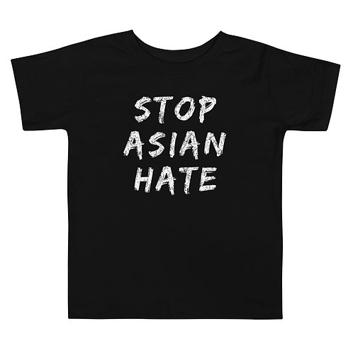 Stop Asian Hate - Toddler Tee